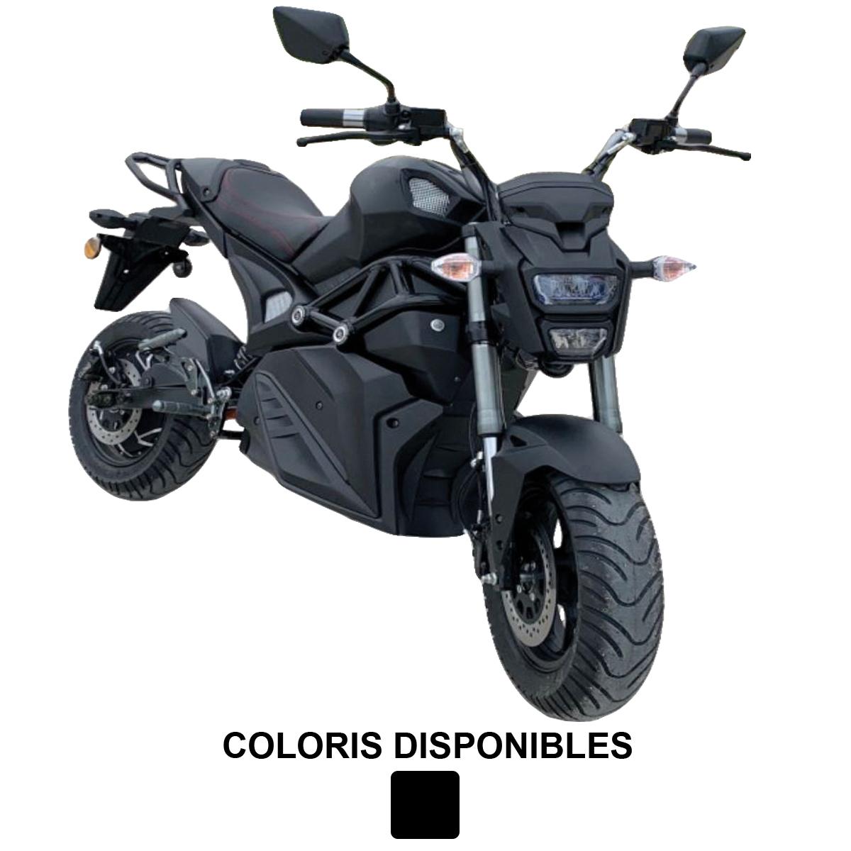Moto électrique e-MV5, Moteur 5000 Watts