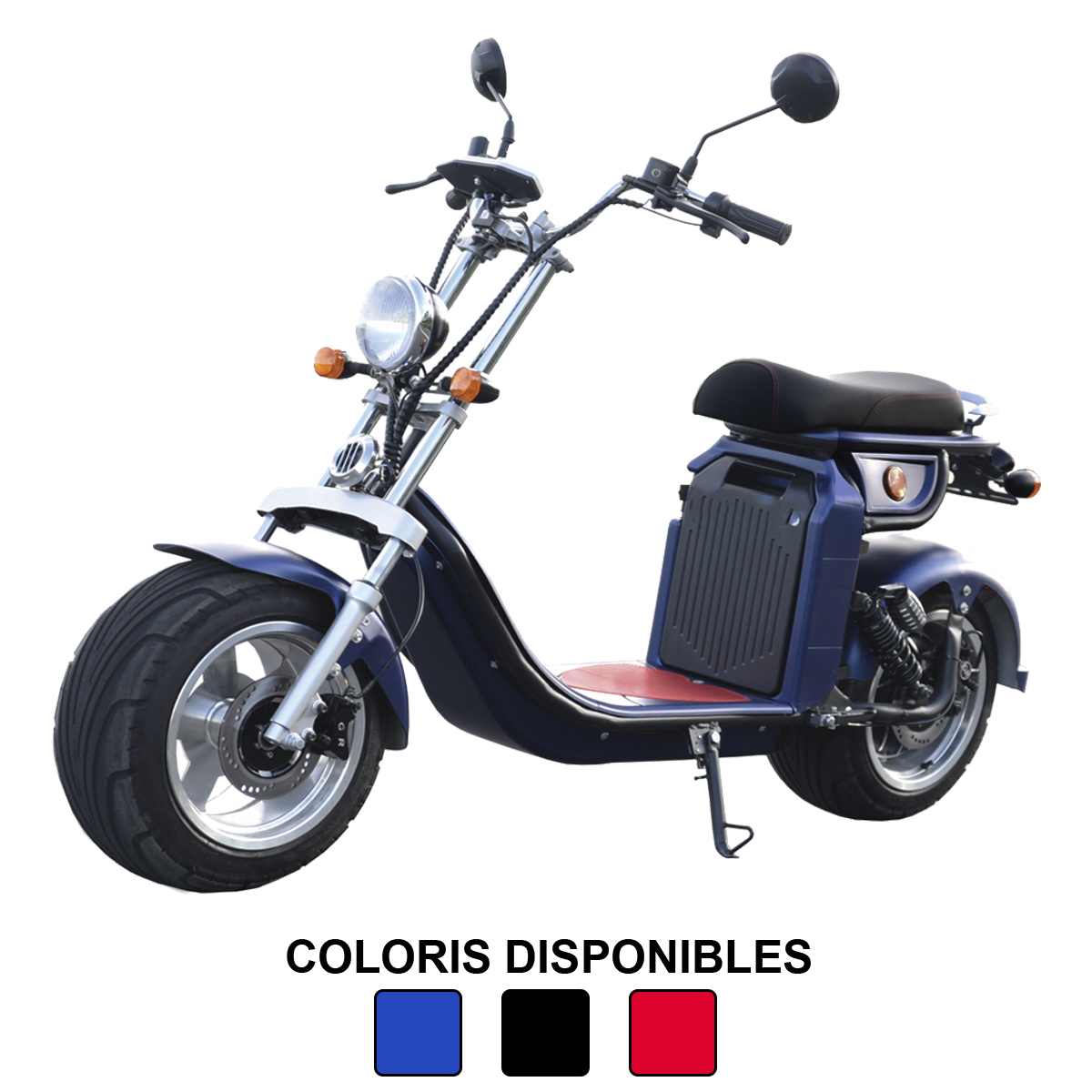 Azur Scooter Sun50