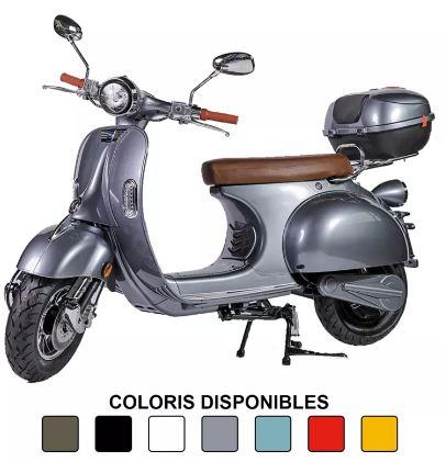 Scooter électrique Lycke Rétro 50