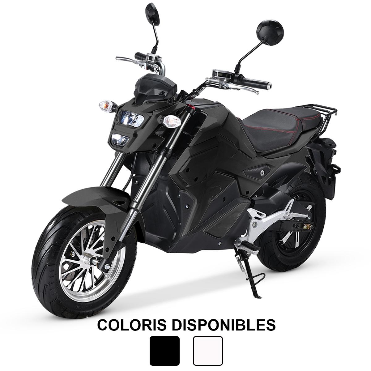Moto électrique Maccha Road50