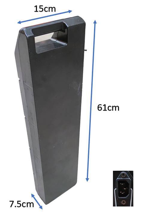 Batterie amovible 60V20Ah pour Scooter électrique Caigiees