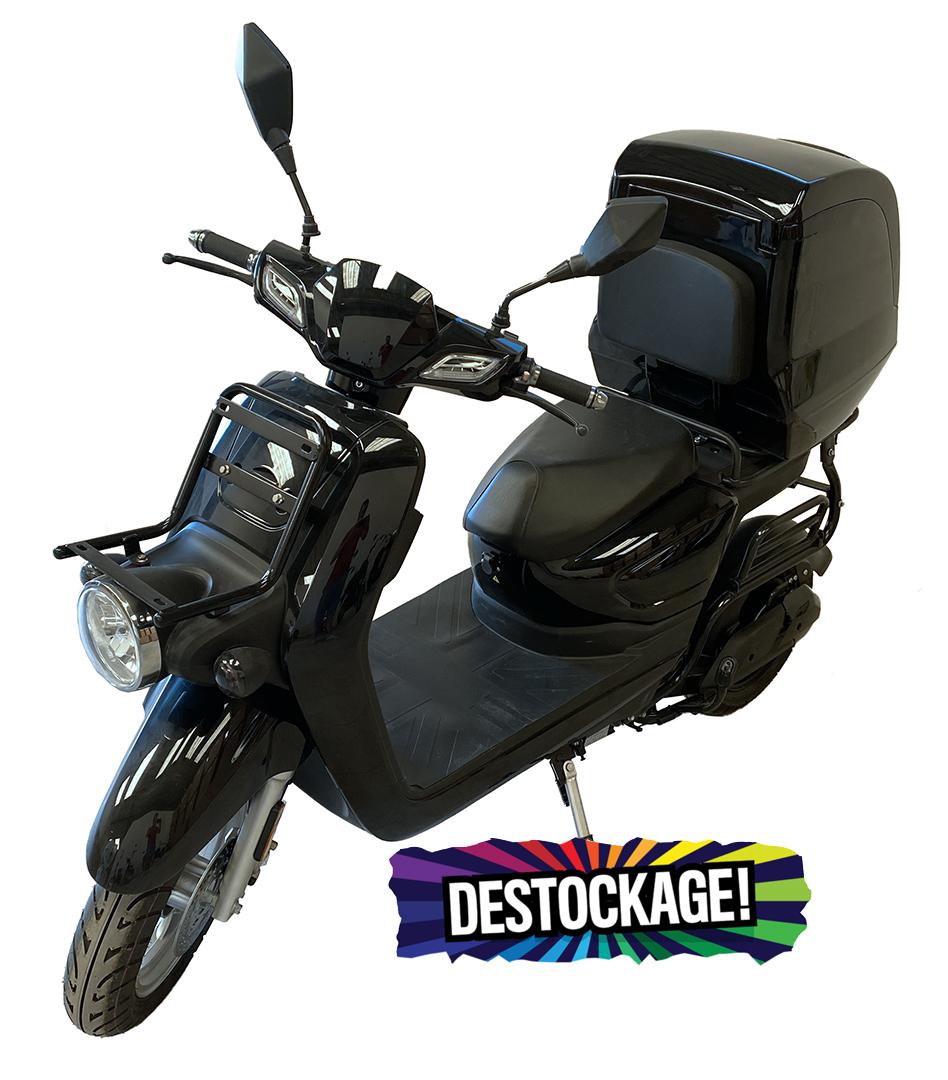 DESTOCKAGE Scooter 3W PRO (3 roues), idéal pour les professionnels de la livraison