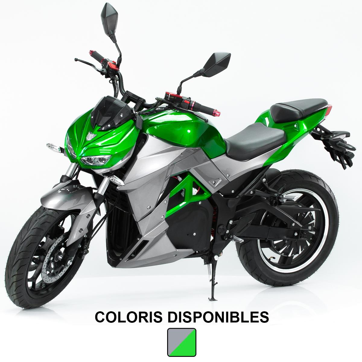 Moto électrique 125 cc : Maccha Venom