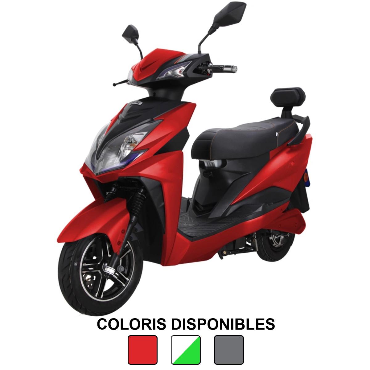 Scooter électrique Lycke Opai