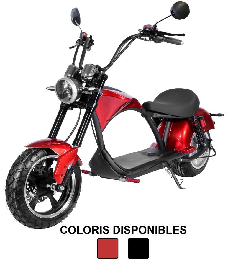 Moto électrique eMV1