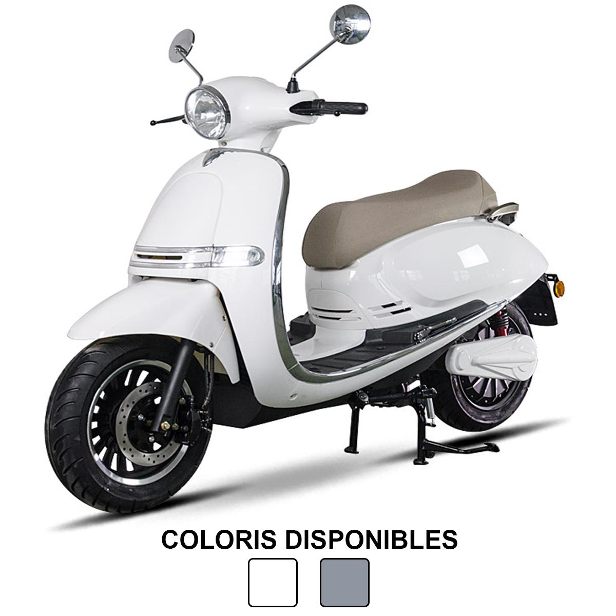 Scooter Lycke Neo75 - 125cc, vitesse 80km/h