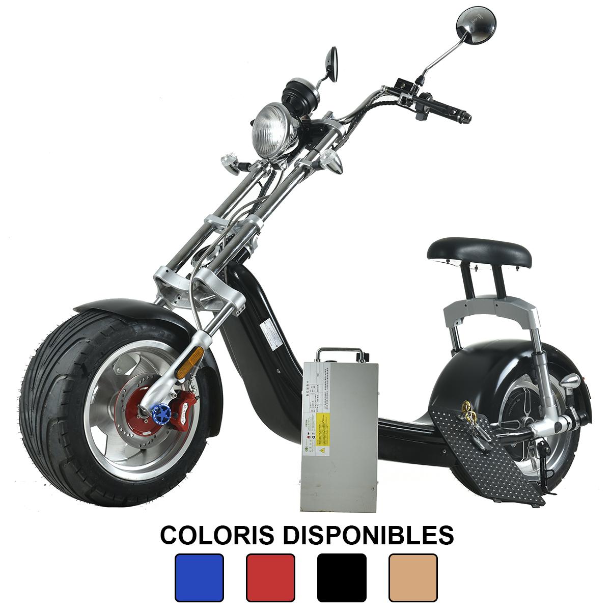 Scooter électrique Harley C5