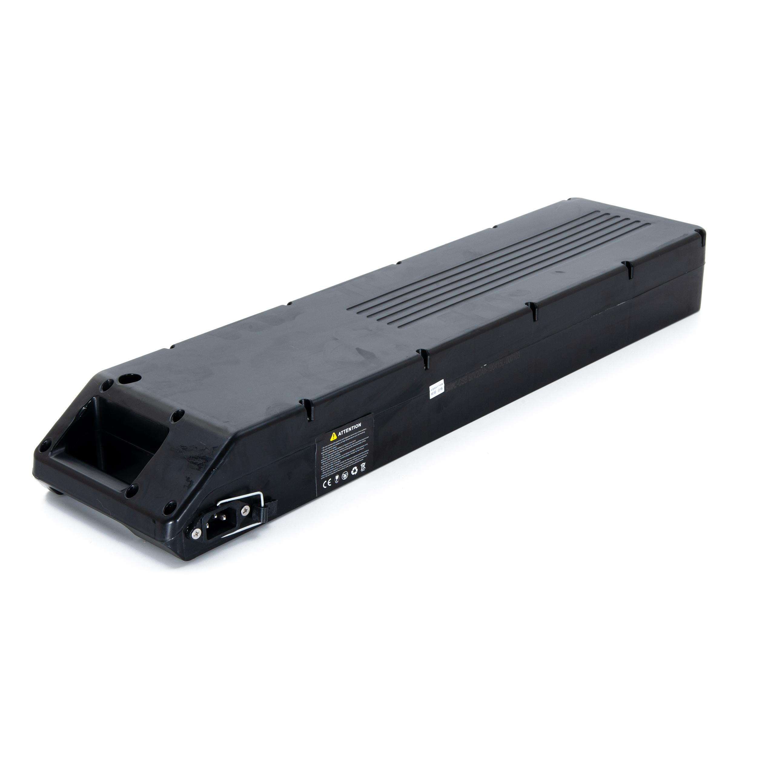 Batterie 60V12Ah ou 60V20Ah pour Scooter électrique Caigiees 2.0