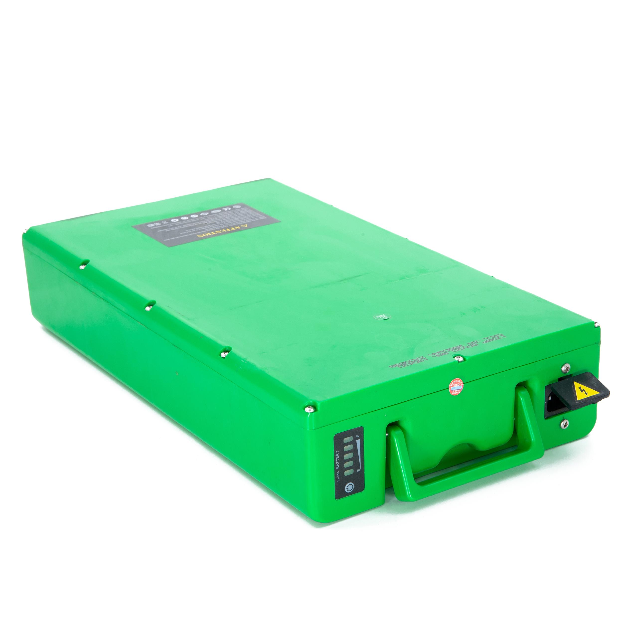 Batterie amovible 60V20Ah pour Scooter électrique E-Azur Retro 50