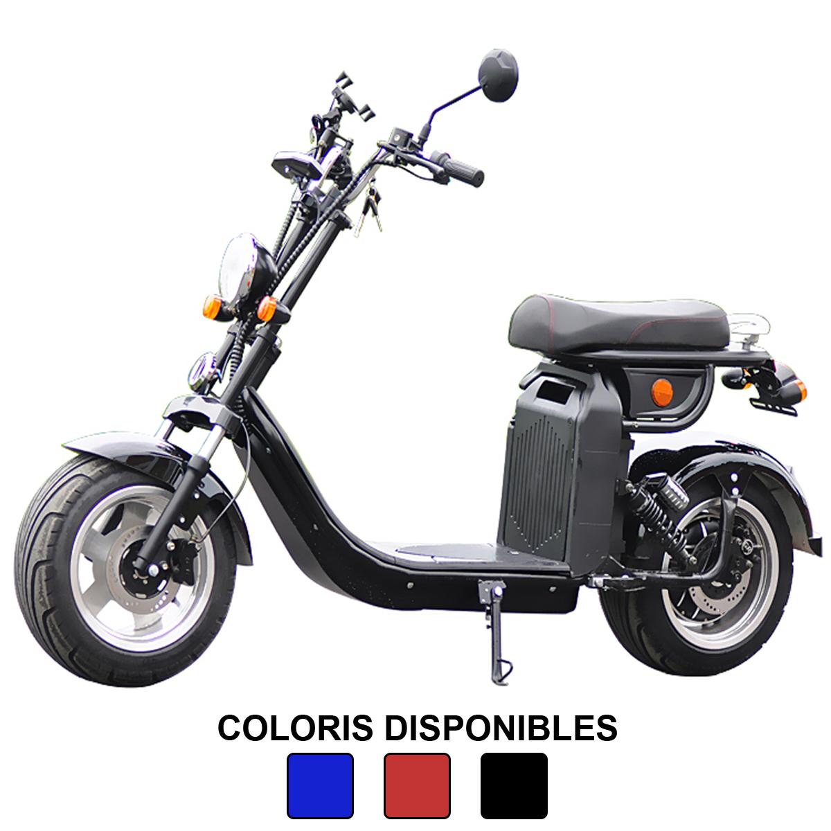 Azur Scooter Sun50