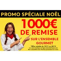 Ensemble Gourmet - D.E.L FRANCE