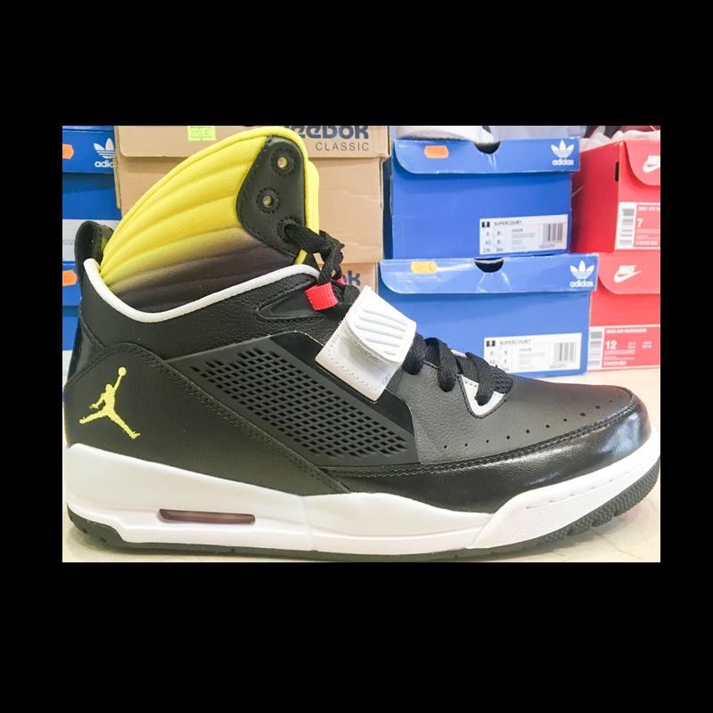 Nike Air Jordan Flight 97 -black/vibrant yellow