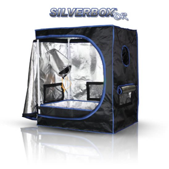 silverbox dr2 70x50x80 chambre de culture growshop terre hydro culture. Black Bedroom Furniture Sets. Home Design Ideas