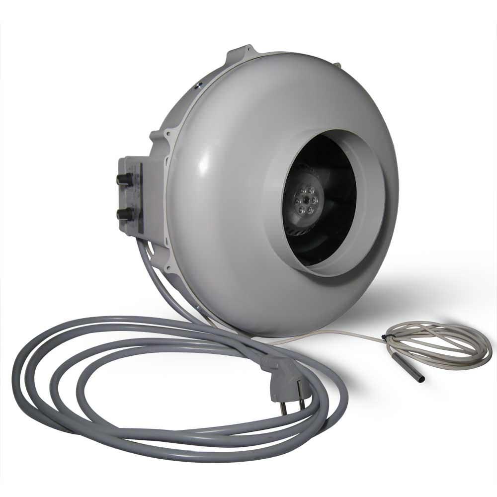 Avis et commentaires de extracteur d 39 air prima klima 160mm 800m3 variateur et thermostat - Extracteur d air chambre de culture ...