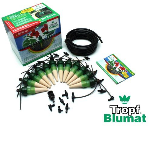 blumat tropf kit 12 carottes arrosage irrigation automatique growshop terre hydro culture. Black Bedroom Furniture Sets. Home Design Ideas
