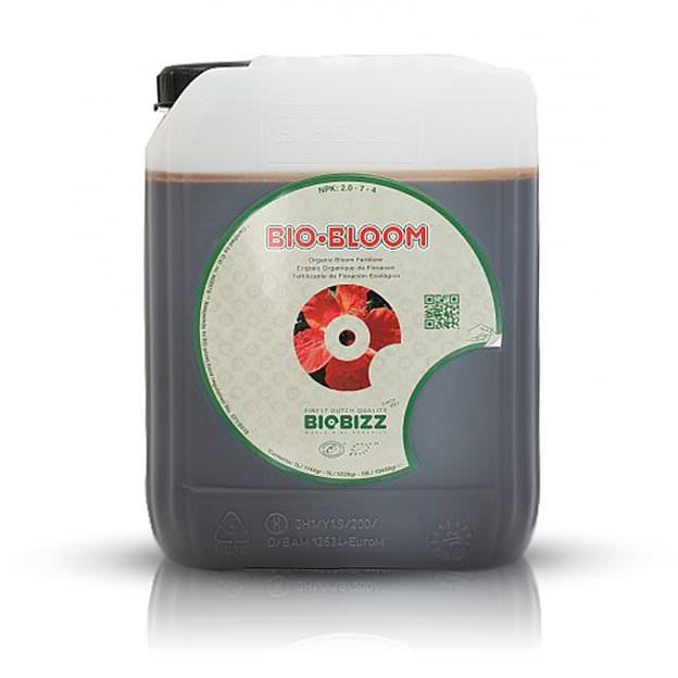biobizz bio bloom 5l engrais terre biobbiz growshop terre hydro culture. Black Bedroom Furniture Sets. Home Design Ideas