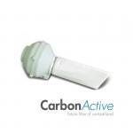 Chaussette à particules 125mm Carbon Active