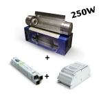 Kit 250w HPS Cooltube