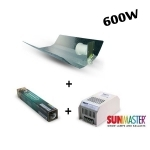 Kit 600w Hps Grolux Sunmaster