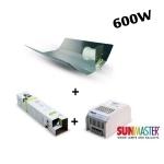 Kit 600w MH Sunmaster
