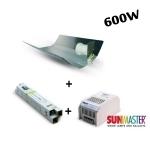 Kit 600w HPS Sunmaster
