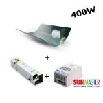 Kit 400w MH Sunmaster