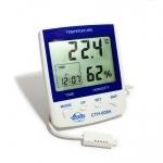Thermomètre hygromètre par sonde