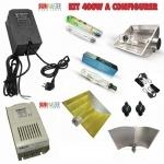 Kit 400w HPS Sun Master a configurer