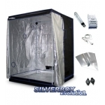 Kit Silverbox Evolution 150x150 600w hps