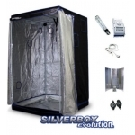 Kit Silverbox Evolution 120x120 600w HPS