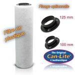 Filtre à charbon en plastique 425 m3 Can-Lite Can-filters