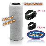 Filtre à charbon en plastique 300 m3 Can-Lite Can-filters