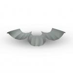 Reflecteur pour Bat cooltube 150mm