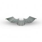 Reflecteur pour Bat cooltube 125mm