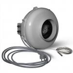 Extracteur d'air Prima Klima 160mm 800m3 Variateur et thermostat