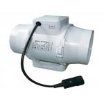 Extracteur de gaine TTRV 125mm - 2 Vitesses 220/280m3