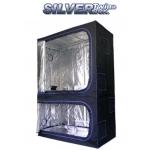 Silver box Twin 138x70x200cm