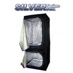 Silver box Twin 80x80x200cm