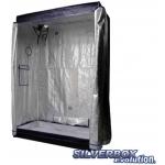 Silver Box Evolution 138x70x200cm