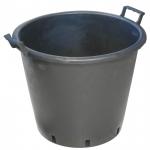 Pot 50L Rond Noir