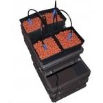 Four Pack Systeme Hydroponique Complet 4 Plantes