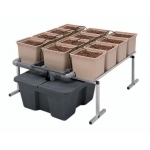 General Hydroponics Dutch Pot Hydro 1m2