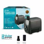 Pompe à eau Duke Pumps 600l/h