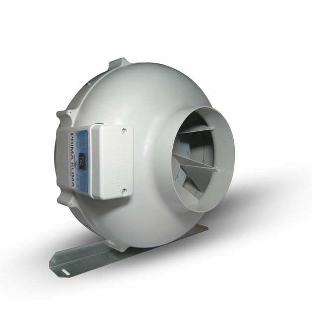Extracteur d 39 air prima klima 160mm 2 vitesses 420 800m3 h growshop terr - Fonctionnement extracteur d air ...