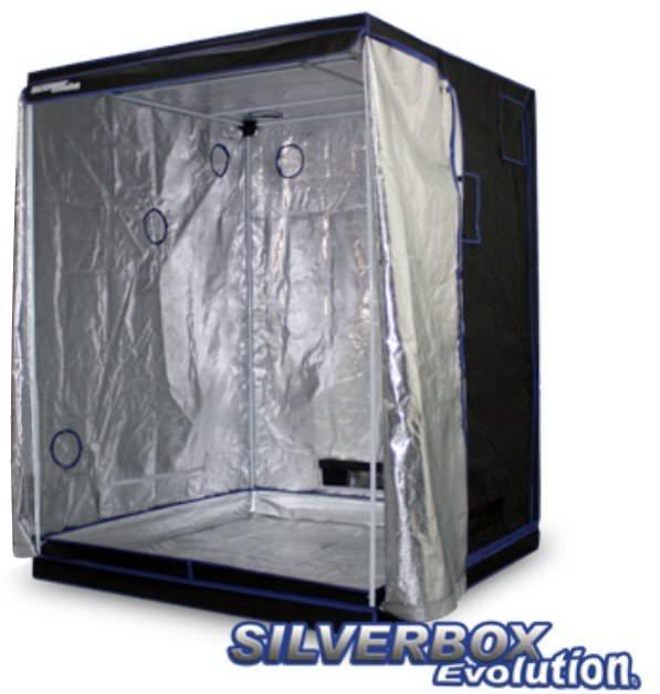 Box Culture : Kit silverbox evolution w hps