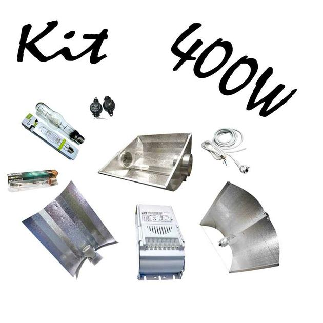 kit hps 400w horticole ballast eti eclairage lampes kit. Black Bedroom Furniture Sets. Home Design Ideas