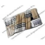Sachet de 144 petits drapeaux bretons à piquer