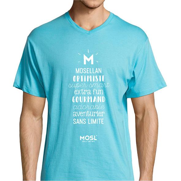 Tee-shirt Mosellan