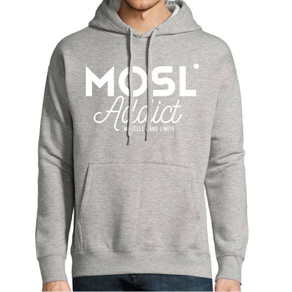Sweat-Shirt MOSL Addict