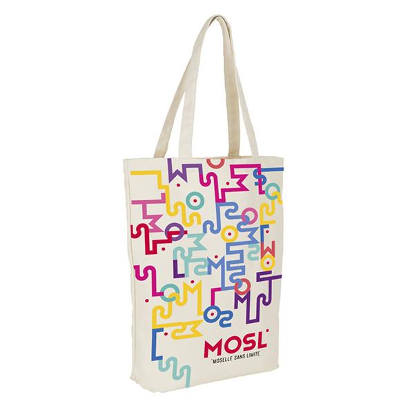 Tote Bag Tuyaux